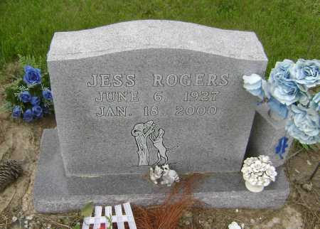 ROGERS, JESS - Lawrence County, Arkansas | JESS ROGERS - Arkansas Gravestone Photos