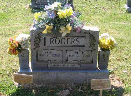 BILBREY ROGERS, RUTH - Lawrence County, Arkansas | RUTH BILBREY ROGERS - Arkansas Gravestone Photos