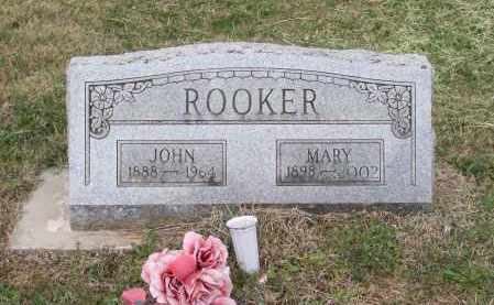 MARKUS ROOKER, MARY C. - Lawrence County, Arkansas | MARY C. MARKUS ROOKER - Arkansas Gravestone Photos