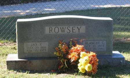 ROWSEY, JAY YOUNG - Lawrence County, Arkansas | JAY YOUNG ROWSEY - Arkansas Gravestone Photos