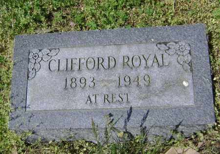 ROYAL, PLEASANT CLIFFORD - Lawrence County, Arkansas | PLEASANT CLIFFORD ROYAL - Arkansas Gravestone Photos