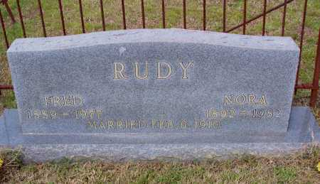 "RUDY, JAMES FREDERICK ""FRED"" - Lawrence County, Arkansas 