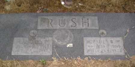 RUSH, AUDREY - Lawrence County, Arkansas | AUDREY RUSH - Arkansas Gravestone Photos