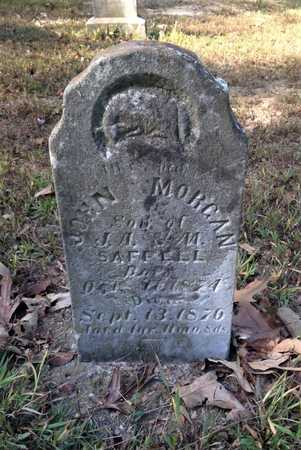 SAFFELL, JOHN MORGAN - Lawrence County, Arkansas | JOHN MORGAN SAFFELL - Arkansas Gravestone Photos