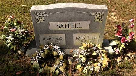 SAFFELL, TOMMIE MAX - Lawrence County, Arkansas | TOMMIE MAX SAFFELL - Arkansas Gravestone Photos