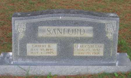 SANFORD, CLARA - Lawrence County, Arkansas | CLARA SANFORD - Arkansas Gravestone Photos