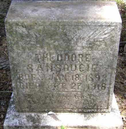 SANSOUCIE, THEODORE - Lawrence County, Arkansas | THEODORE SANSOUCIE - Arkansas Gravestone Photos