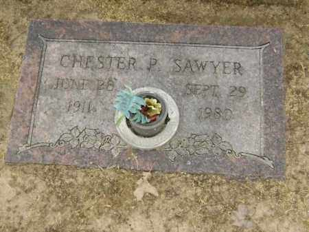 SAWYER, CHESTER PAUL - Lawrence County, Arkansas | CHESTER PAUL SAWYER - Arkansas Gravestone Photos