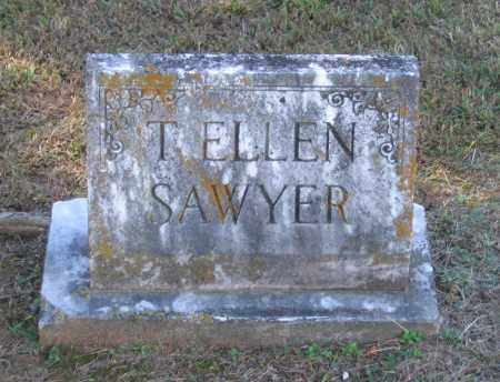 SAWYER, TENNESSEE ELLEN - Lawrence County, Arkansas | TENNESSEE ELLEN SAWYER - Arkansas Gravestone Photos