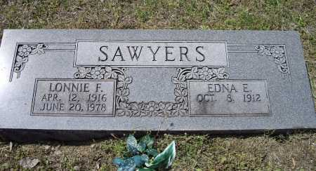 SAWYERS, LONNIE FRED - Lawrence County, Arkansas | LONNIE FRED SAWYERS - Arkansas Gravestone Photos