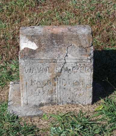 SAWYERS, WAYNE GOODWIN - Lawrence County, Arkansas | WAYNE GOODWIN SAWYERS - Arkansas Gravestone Photos