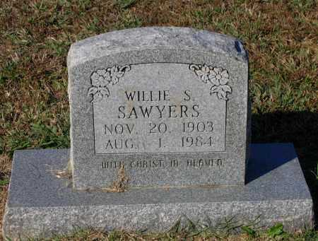 SAWYERS, WILLIE SWAYZE - Lawrence County, Arkansas | WILLIE SWAYZE SAWYERS - Arkansas Gravestone Photos