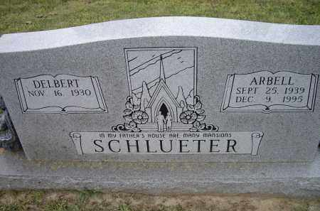 SCHLEUETER, ARBELL - Lawrence County, Arkansas | ARBELL SCHLEUETER - Arkansas Gravestone Photos