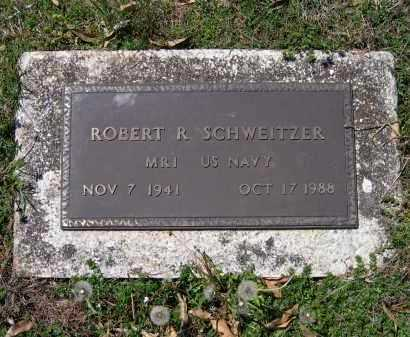 SCHWEITZER (VETERAN), ROBERT R - Lawrence County, Arkansas | ROBERT R SCHWEITZER (VETERAN) - Arkansas Gravestone Photos