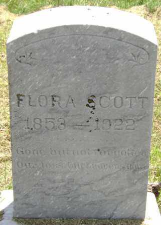 SCOTT, FLORA - Lawrence County, Arkansas | FLORA SCOTT - Arkansas Gravestone Photos