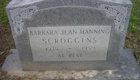 SCROGGINS, BARBARA JEAN - Lawrence County, Arkansas | BARBARA JEAN SCROGGINS - Arkansas Gravestone Photos