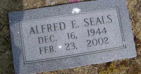 SEALS, ALFRED EDWARD - Lawrence County, Arkansas | ALFRED EDWARD SEALS - Arkansas Gravestone Photos