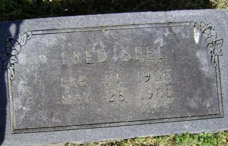 SEEL, FRED - Lawrence County, Arkansas | FRED SEEL - Arkansas Gravestone Photos