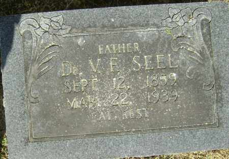 SEEL, MD, V. F. - Lawrence County, Arkansas | V. F. SEEL, MD - Arkansas Gravestone Photos