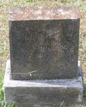 SEGRAVES, INFANT - Lawrence County, Arkansas | INFANT SEGRAVES - Arkansas Gravestone Photos