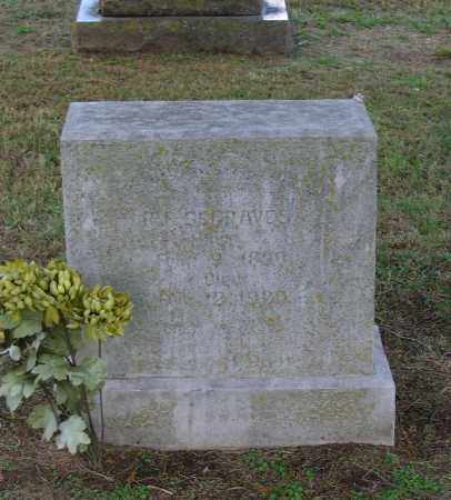 SEGRAVES, REUBEN FRANK - Lawrence County, Arkansas | REUBEN FRANK SEGRAVES - Arkansas Gravestone Photos