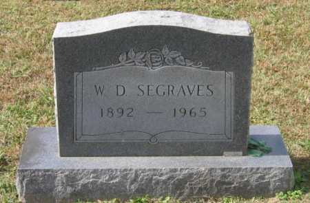 "SEGRAVES, WILLIAM ADOLPHUS ""DOLPH"" - Lawrence County, Arkansas 