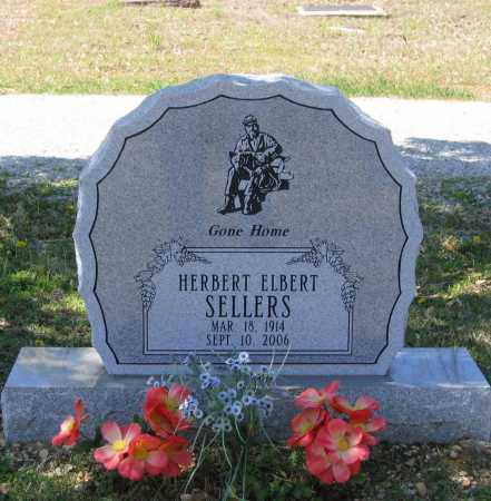 SELLERS, HERBERT ELBERT - Lawrence County, Arkansas | HERBERT ELBERT SELLERS - Arkansas Gravestone Photos