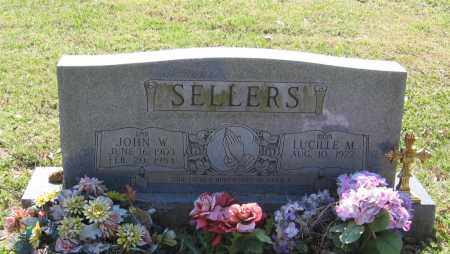 SELLERS, JOHN WALTER - Lawrence County, Arkansas | JOHN WALTER SELLERS - Arkansas Gravestone Photos