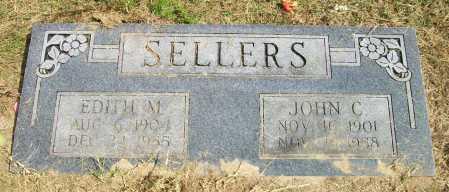 SELLERS, JOHN C. - Lawrence County, Arkansas | JOHN C. SELLERS - Arkansas Gravestone Photos