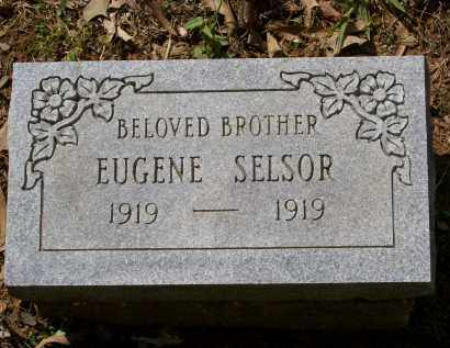 SELSOR, EUGENE - Lawrence County, Arkansas | EUGENE SELSOR - Arkansas Gravestone Photos