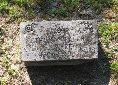 SEWARD, THOMAS RALPH - Lawrence County, Arkansas | THOMAS RALPH SEWARD - Arkansas Gravestone Photos