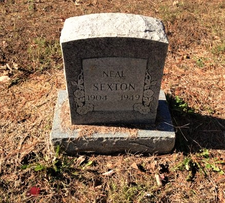 SEXTON, NEAL - Lawrence County, Arkansas | NEAL SEXTON - Arkansas Gravestone Photos