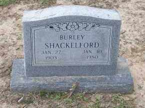 SHACKELFORD, BURLEY - Lawrence County, Arkansas | BURLEY SHACKELFORD - Arkansas Gravestone Photos