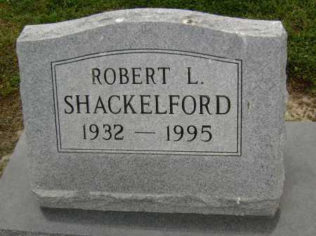 SHACKELFORD, ROBERT L. - Lawrence County, Arkansas | ROBERT L. SHACKELFORD - Arkansas Gravestone Photos