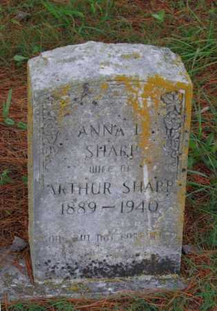 WILLIAMS, ANNA L. - Lawrence County, Arkansas | ANNA L. WILLIAMS - Arkansas Gravestone Photos
