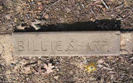 SHARP, BILLIE DEAN - Lawrence County, Arkansas | BILLIE DEAN SHARP - Arkansas Gravestone Photos