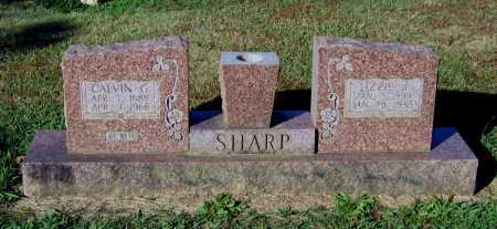 SHARP, CALVIN GREENE - Lawrence County, Arkansas | CALVIN GREENE SHARP - Arkansas Gravestone Photos