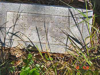 SHARP, ELLA RUTH - Lawrence County, Arkansas | ELLA RUTH SHARP - Arkansas Gravestone Photos
