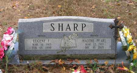 "CLEMENTS SHARP, HARRIETT PEARL ""HADDIE"" - Lawrence County, Arkansas 