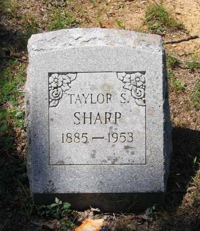 SHARP, TAYLOR SHELBY - Lawrence County, Arkansas | TAYLOR SHELBY SHARP - Arkansas Gravestone Photos