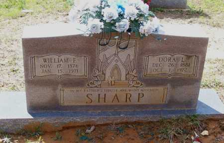 SHARP, DORA LEE - Lawrence County, Arkansas | DORA LEE SHARP - Arkansas Gravestone Photos