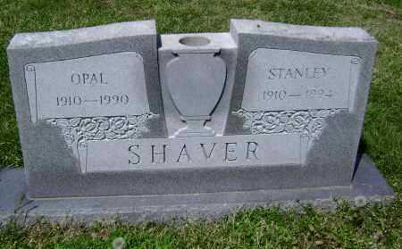 SHAVER, STANLEY - Lawrence County, Arkansas | STANLEY SHAVER - Arkansas Gravestone Photos