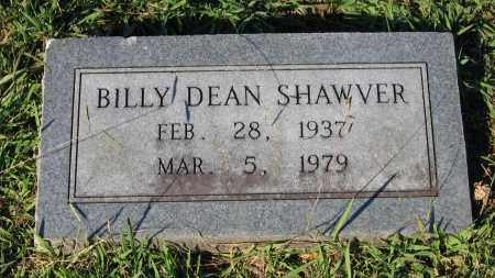 SHAWVER, BILLY DEAN - Lawrence County, Arkansas | BILLY DEAN SHAWVER - Arkansas Gravestone Photos