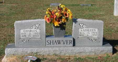 SHAWVER, KATHLEEN - Lawrence County, Arkansas | KATHLEEN SHAWVER - Arkansas Gravestone Photos