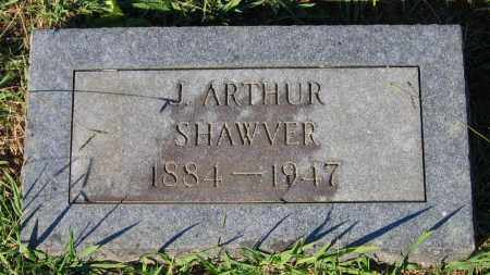 SHAWVER, JOHN ARTHUR - Lawrence County, Arkansas | JOHN ARTHUR SHAWVER - Arkansas Gravestone Photos