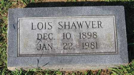 BORAH SHAWVER, LOIS - Lawrence County, Arkansas | LOIS BORAH SHAWVER - Arkansas Gravestone Photos