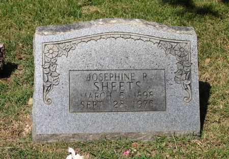 SHEETS, JOSEPHINE - Lawrence County, Arkansas | JOSEPHINE SHEETS - Arkansas Gravestone Photos