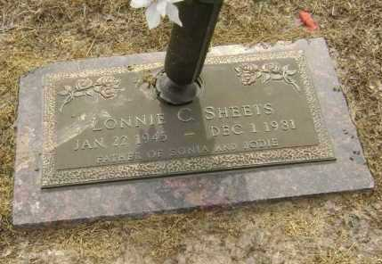 SHEETS, LONNIE CLAUD - Lawrence County, Arkansas | LONNIE CLAUD SHEETS - Arkansas Gravestone Photos