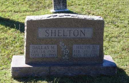 SHELTON, DALLAS MONROE - Lawrence County, Arkansas | DALLAS MONROE SHELTON - Arkansas Gravestone Photos