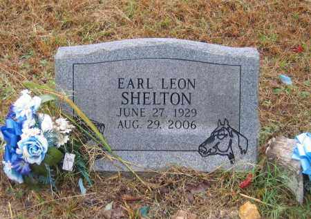 SHELTON, EARL LEON - Lawrence County, Arkansas | EARL LEON SHELTON - Arkansas Gravestone Photos